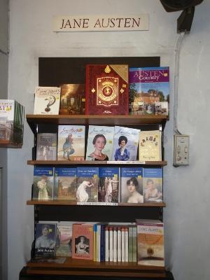 Jane Austen Books!
