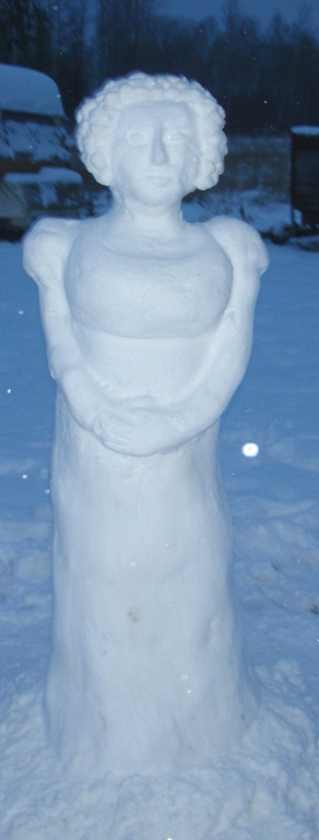"Regency snow""man"""