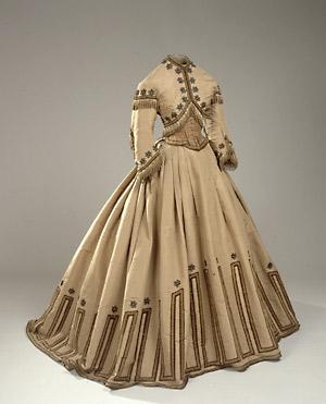 Tidens Tøj 1860's dress