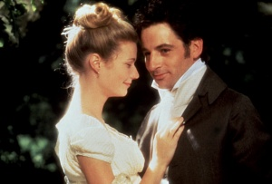 Emma and Mr Knightley