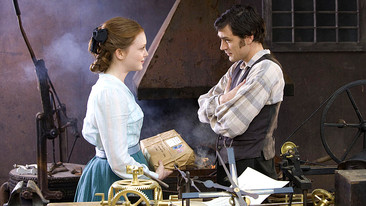 Lark Rise to Candleford season 2 Laura and Fisher