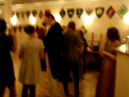 Regency Dance in Stockholm