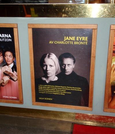 Jane Eyre Dramaten Stockholm