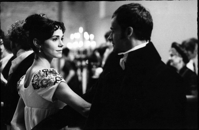 Edmond et Fanny Price Mansfield Park 1999