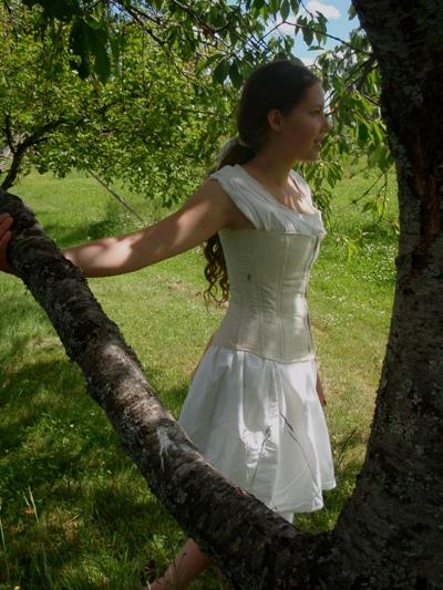 My Victorian corset