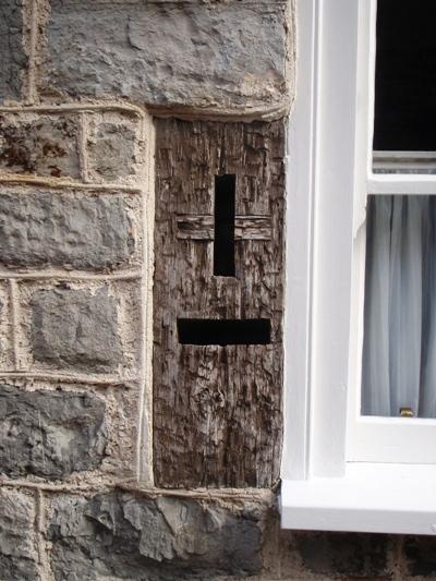 Mailbox Lyme Regis