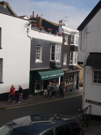 """Persuasion house"" Lyme Regis"