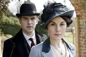 Downton Abbey Lady Mary and Matthew