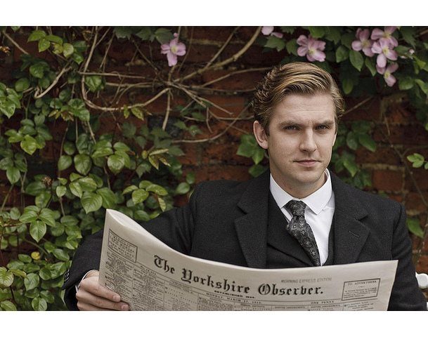 Downton Abbey Matthew Crawley