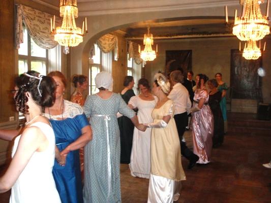 Regency Ball Stockholm