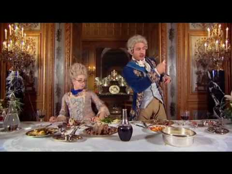 History food tvseries great combination aurora 39 s for 18th century french cuisine