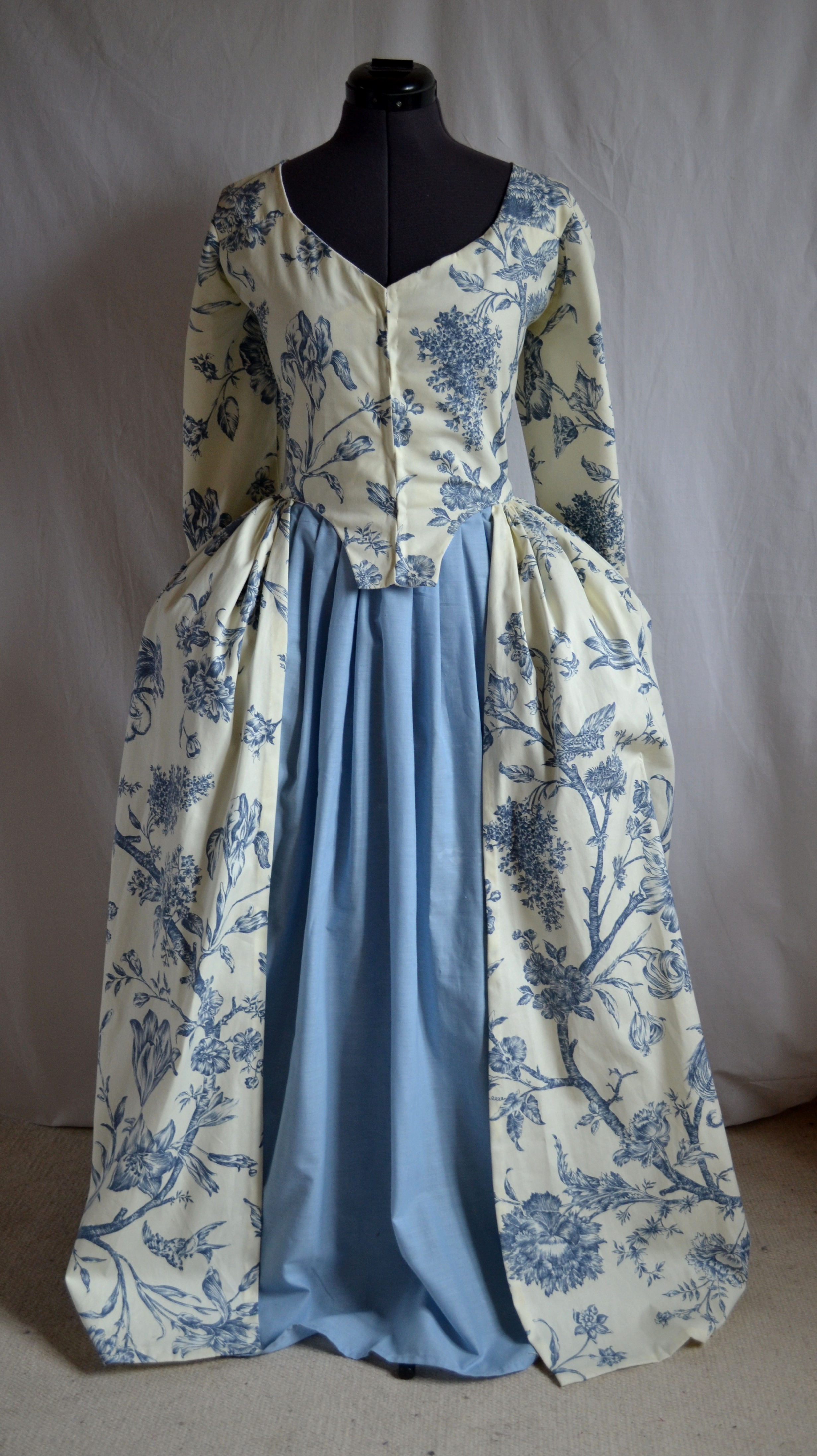 Georgian Tea Dresses